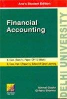 Financial Accounting (B.Com (Sem-1)): Chhavi Sharma,Nirmal Gupta