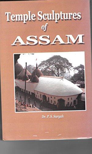Temple Sculptures of Assam: Dr. P.S. Suryah
