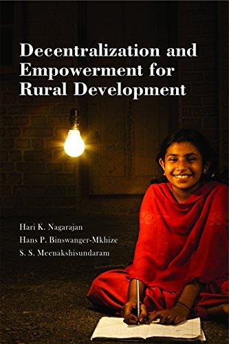 9789382264781: Decentralization and Empowerment for Rural Development