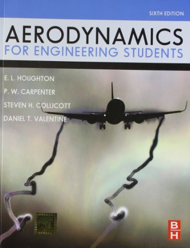 9789382291176: Aerodynamics For Engineering Students, 6Th Edition