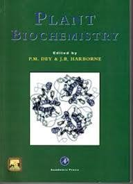 9789382291183: PLANT BIOCHEMISTRY