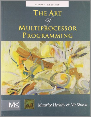9789382291510: The Art of Multiprocessor Programming Revised Printing