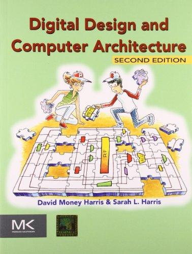 9789382291527: Digital Design and Computer Architecture
