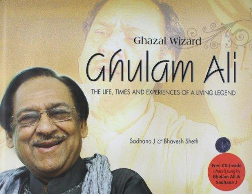 9789382299134: Ghazal Wizard: Ghulam Ali