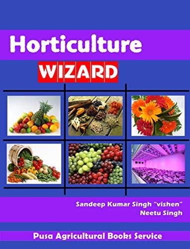 Horticulture Wizard for ICAR Exams JRF SRF: N. Singh Sandeep