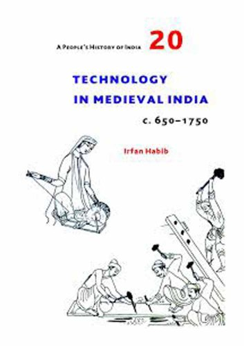 9789382381082: Technology In Medieval India