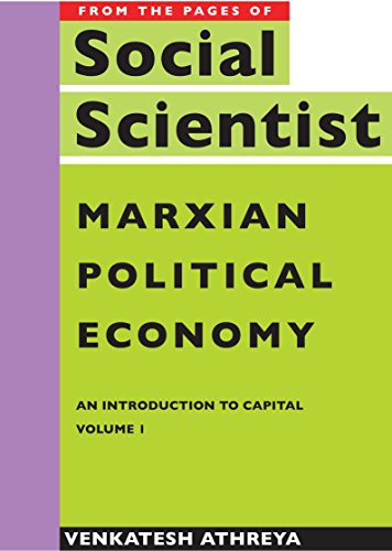 9789382381143: Marxian Political Economy: An Introduction to Capital Vol. 1