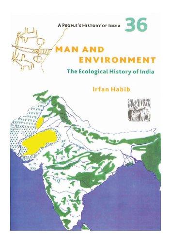 9789382381181: Man And Environment