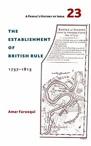 The Establishment Of British Rule 1757-1813: Amar Farooqui