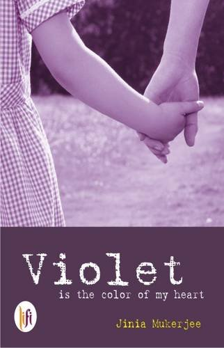9789382536352: Violet is the Color of My Heart