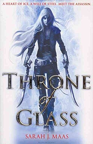 9789382563013: [Throne of Glass] (By: Sarah J. Maas) [published: August, 2012]