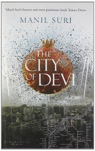 9789382563099: THE CITY OF DEVI