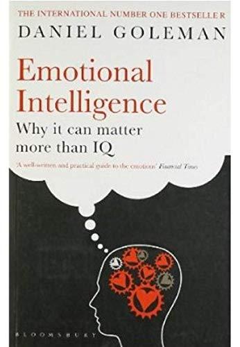 9789382563792: Emotional Intelligence [Paperback] [Jan 01, 2014] DANIEL GOLEMAN