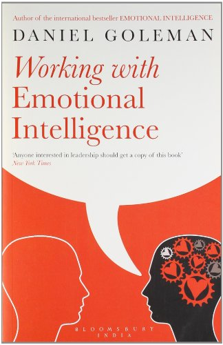 9789382563815: Bloomsbury Publishing India Private Limited Working With Emotional Intelligence