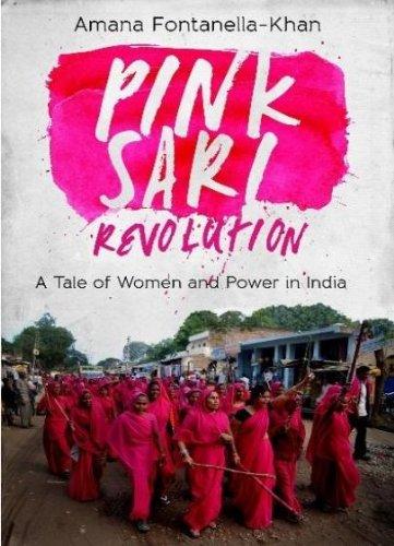 9789382616085: The Pink Sari Revolution