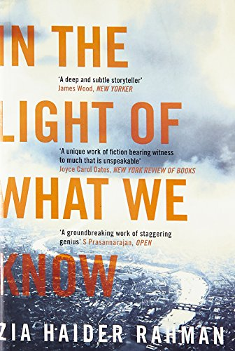 9789382616603: in the light of what we [Paperback] [Jan 31, 2015] Zia Haider Rahman