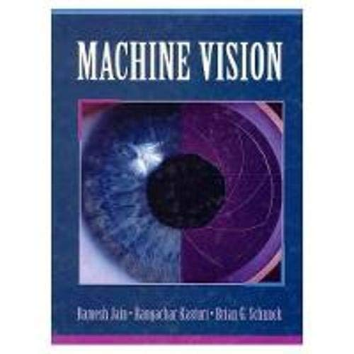 9789382661344: Machine Vision
