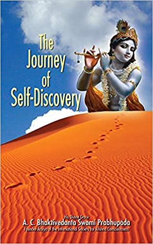 The Journey Of Self Discovery: His Divine Grace
