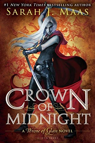 crown of the midnight: throne of glass series (book 2): Sarah J. Maas