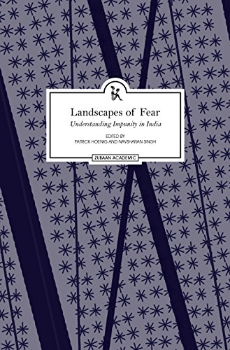 9789383074204: Landscapes of Fear: Understanding Impunity in India