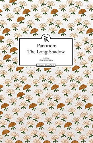 9789383074778: Partition: The Long Shadow (Zubaan)