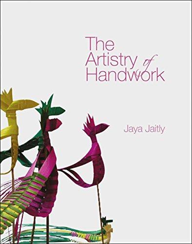 The Artistry of Handwork: Jaya Jaitly