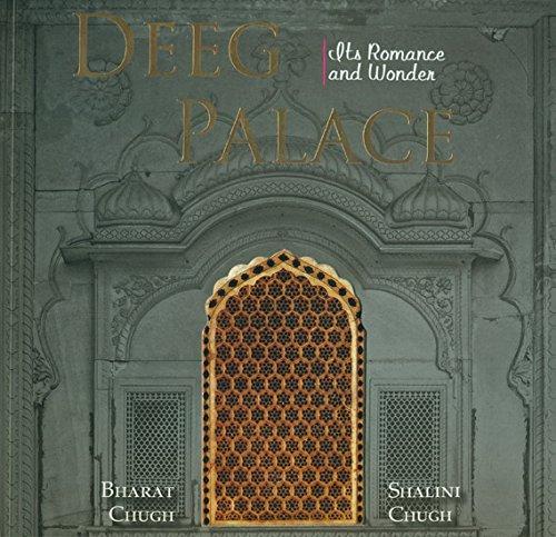 Deeg Palace: Bharat Chugh and Shalini Chugh
