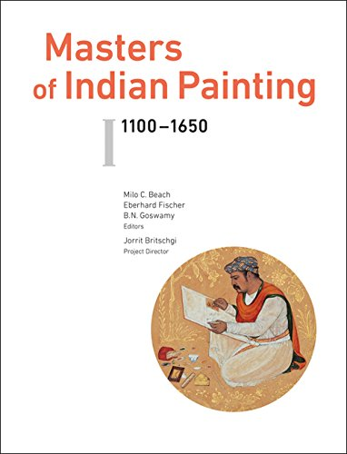 Masters Of Indian Paintings (1100-1650 & 1650-1900), 2 Vols (Hb)