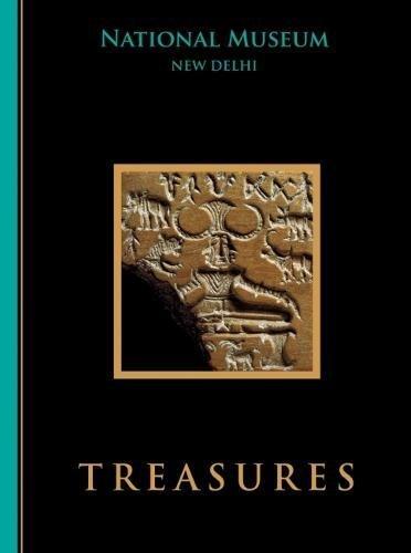 9789383098804: Treasures of the National Museum New Delhi