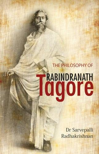 9789383098941: The Philosophy of Rabindranath Tagore