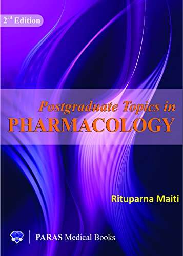 9789383124695: Postgraduate Topics in Pharmacology 2nd/2015