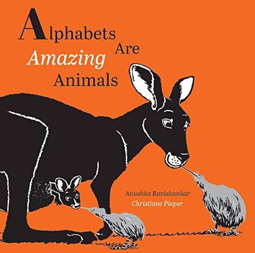 9789383145256: Alphabets are Amazing Animals - PB