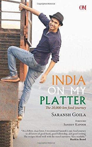 9789383202041: India on My Platter