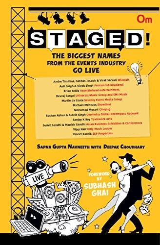 Staged!: Sapna Gupta Navneeth