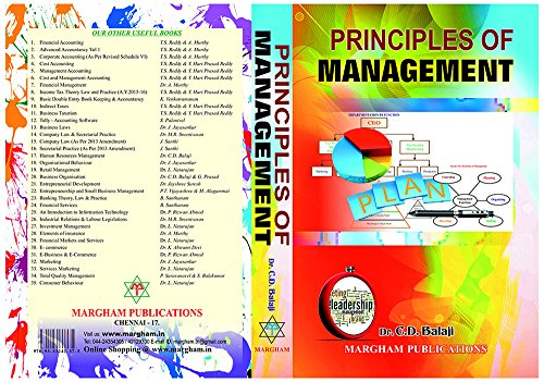9789383242375: Principles of Management