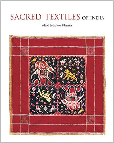 Sacred Textiles of India: Marg Foundation