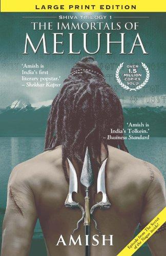 9789383260126: The Immortals of Meluha