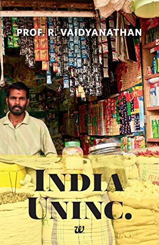 India Uninc.: R. Vaidyanathan