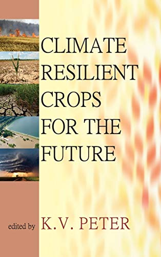 9789383305599: Climate Resilient Crops for the Future