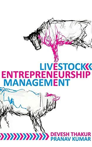 9789383305650: Livestock Entrepreneurship Management