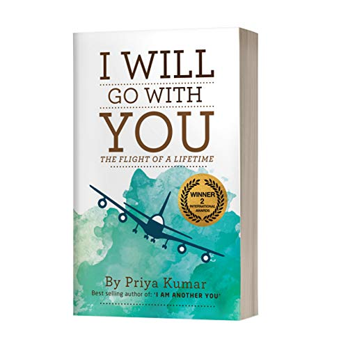 9789383359660: I Will Go with You: The Flight of a Lifetime