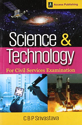 9789383454433: Science And Technology For Civil Services Examination