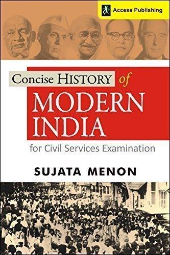 CONCISE HISTORY OF MODERN INDIA: SUJATA MENON
