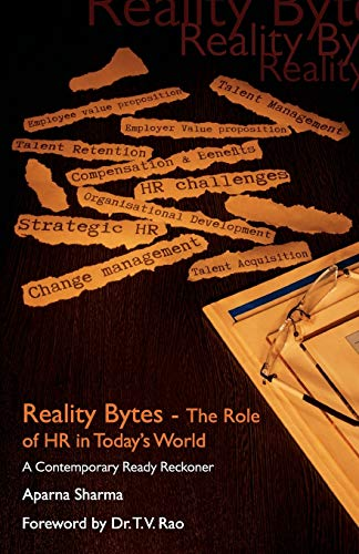Reality Bytes: The Role of HR in: Aparna Sharma (Author)