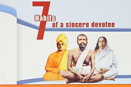 Seven habits? of a sincere devotee? based: A.R.K.Sarma