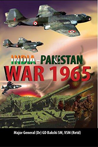 9789383649662: India Pakistan War 1965