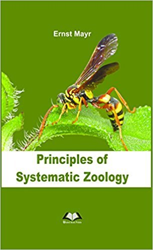 9789383692279: Principles of Systematic Zoology