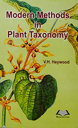 Modern Methods in Plant Taxonomy: Heywood, V.H.
