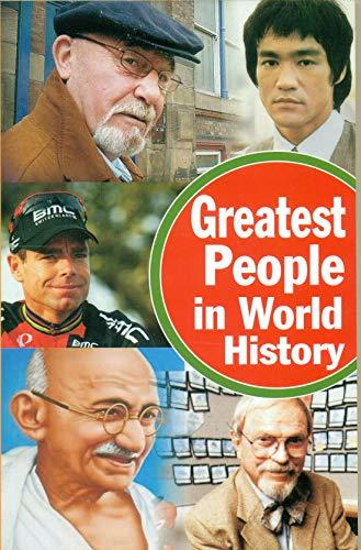 Greatest People in World History: Gagan Jain