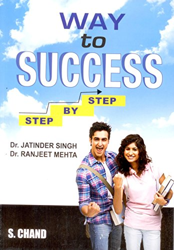 Way to Success Step by Step: Dr. Jatinder Singh,Dr.